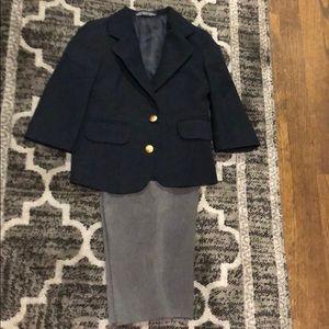 Toddler Nautica Suit!